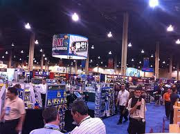 789 Exhibitors vying for your dollars