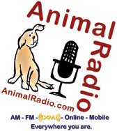 Link to Animal Radio® Monthly Newsletter