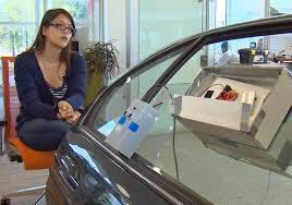 Nancy Dominguez invents pet gadget