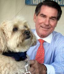 Steve Garvey and Dodger Dog on Animal Radio