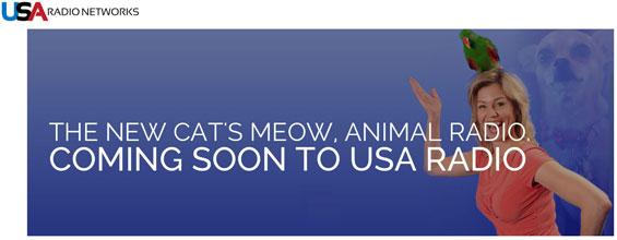 Animal Radio is coming to USA Radio Network