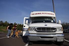 Dog Blood Mobile on Animal Radio®