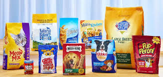 Another Pet Food Merger
