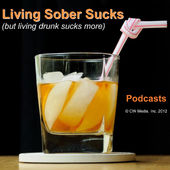 Living Sober Sucks, But Living Drunk Sucks More.