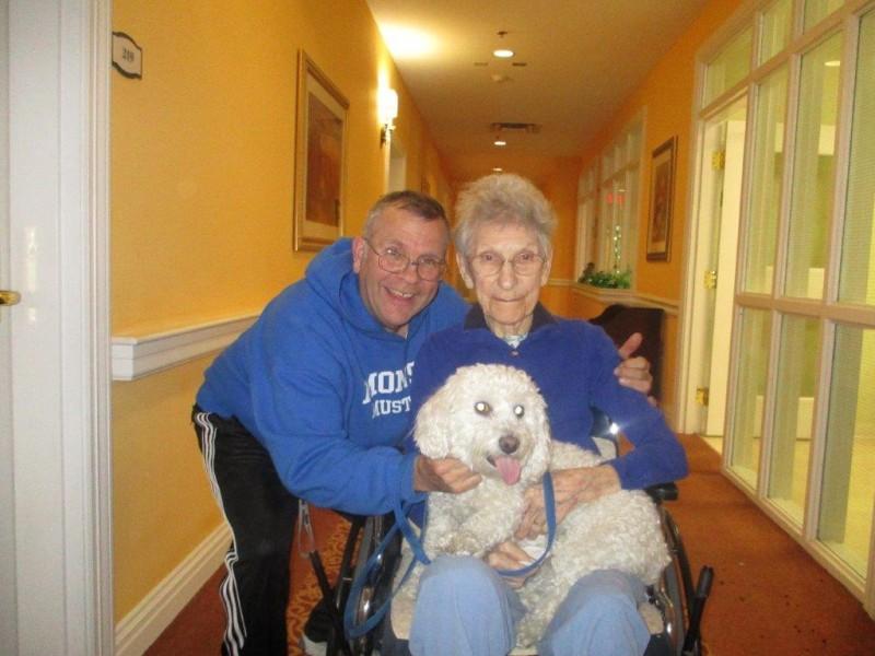 Pet Friendly Retirement Living