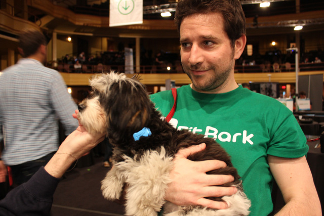 Fitbark at CES