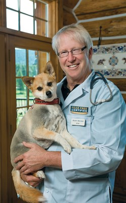 Dr. Marty Becker on Fear Free Vet Visits