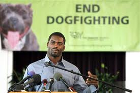Vick Ends Dogfighting?