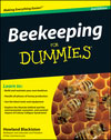 Beekeeping For Dummies book cover