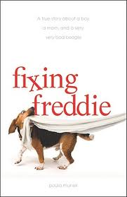 Fixing Freddie book cover