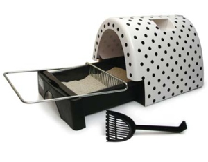 Kitty A Go Go Litter Box