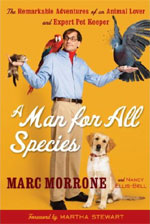 A Man For All Species book cover