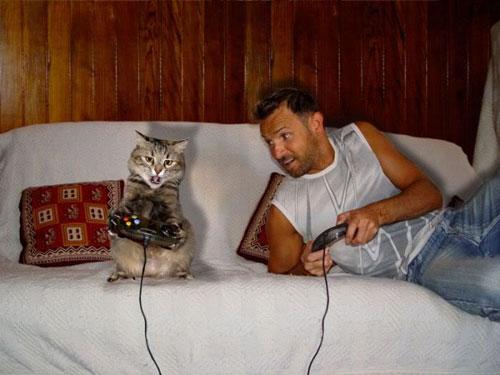 Cat Men