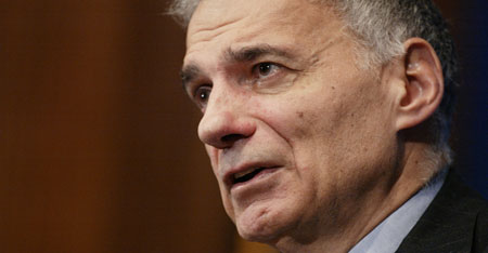 Ralph Nader is on Animal Radio