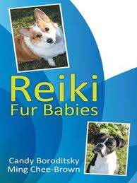 Reiki Fur Babies book cover