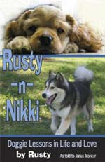 Rusty -n- Nikki book cover