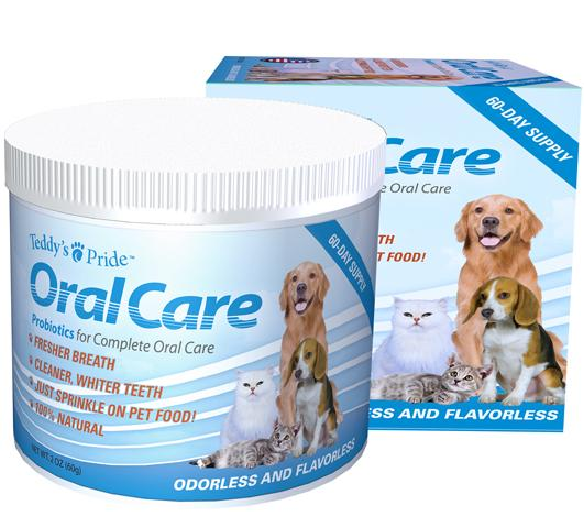 Teddy's Pride Oral Care Review