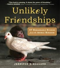 Unlikely Friendships book cover