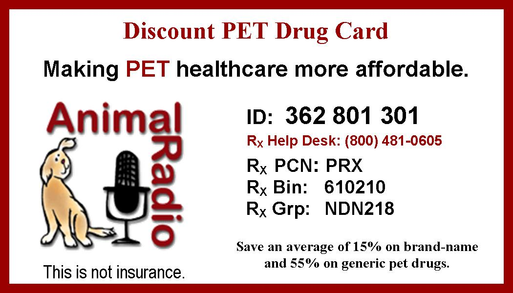 Print Your FREE Pets and People Drug Discount Card