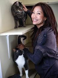 Carrie Ann Inaba on Animal Radio�