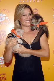 Iron Chef Cat Cora on Animal Radio®