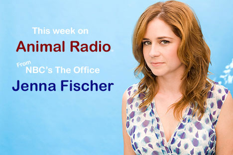 Jenna Fischer on Animal Radio®