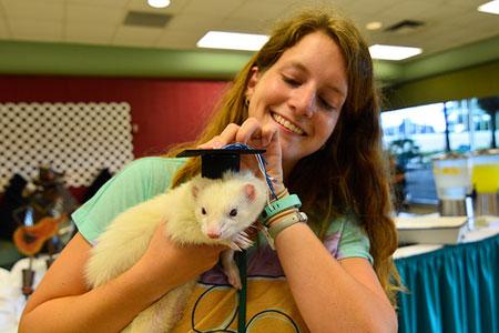 Pet Friendly Initiative at Eckerd College