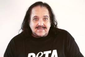 Ron Jeremy for PETA
