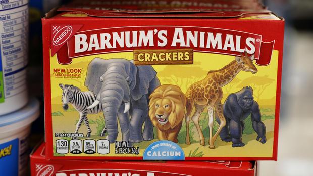 Animal Crackers get freed!