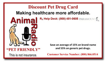 Save on your pet and human prescriptions