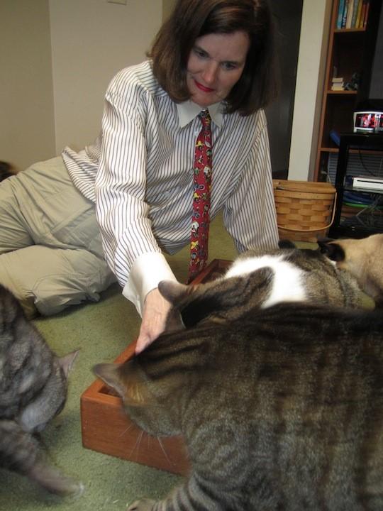 Paula Poundstone on Animal Radio