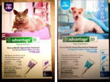 Advantage for Cats and Dogs