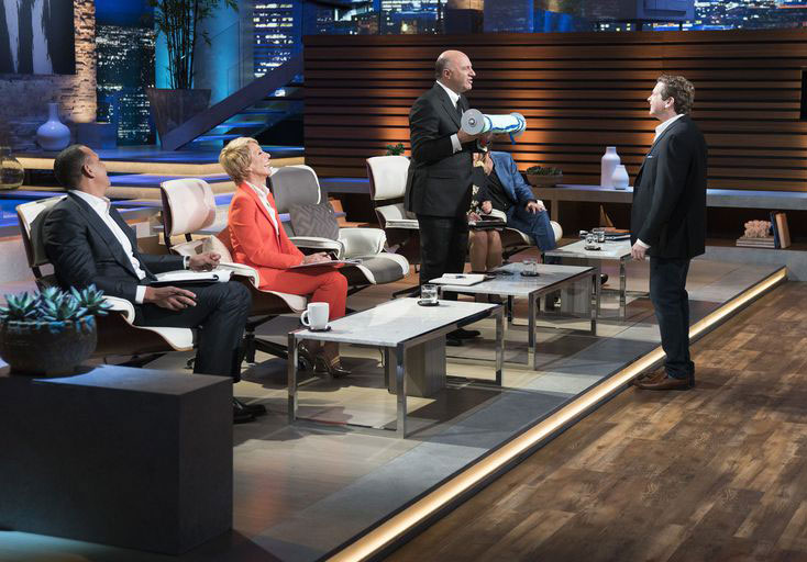 Alan Cook talks about what it is like to be on Shark Tank