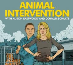 Animal Intervention tv show with Alison Eastwood & Donald Schultz.670