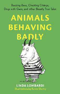 Animals Behaving Badly book cover
