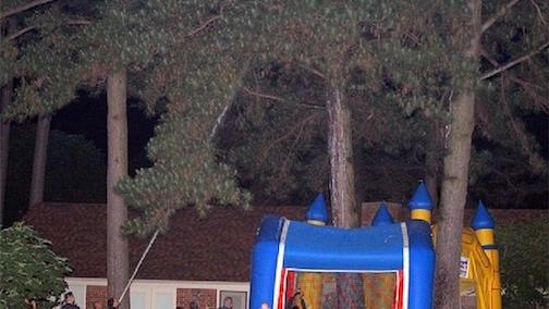 Bear Bouncy House