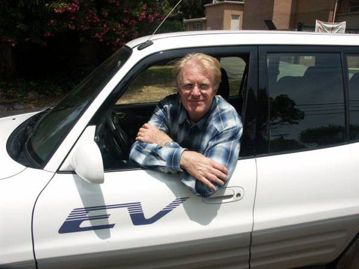 Ed Begley Jr's Electric Vehicle