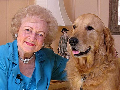 Betty White is on Animal Radio®