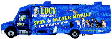 Lucy Pet Foundation Mobile Clinic