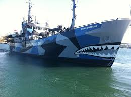 Bob Barker Sea Shepherd Ship
