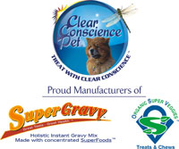 Clear Conscience Pet Logo