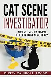 Cat Scene Investigator Book Cover