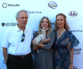 Clint Eastwood Adopts Chihuahua