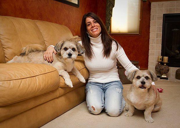 Danielle Tarantola with Clone