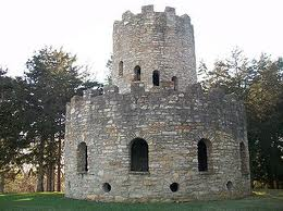 Castle at Eagle Point Park, Iowa