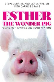 Esther The Wonder Pig Book Cover