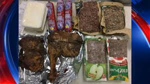 Confiscated Horse Meat