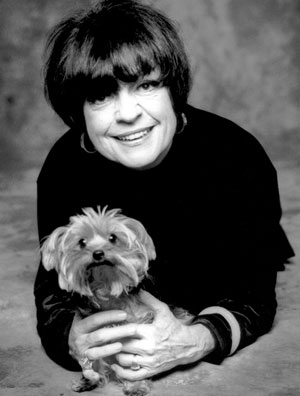 Jo Anne Worley - Are dogs left or right pawed