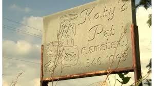 Katys Pet Cemetery