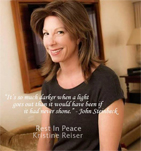 Kristine Reiser RIP